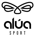 Logotipo Alua Sport, ropa deportiva online en Madrid